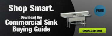 Commercial Sink Buying Guide