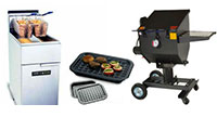 Fish Fry Equipments