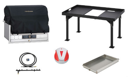 Commercial Grill Accessories