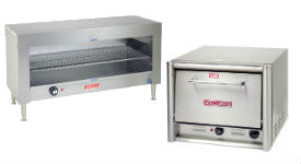 Grindmaster Ovens and Cheesemelters
