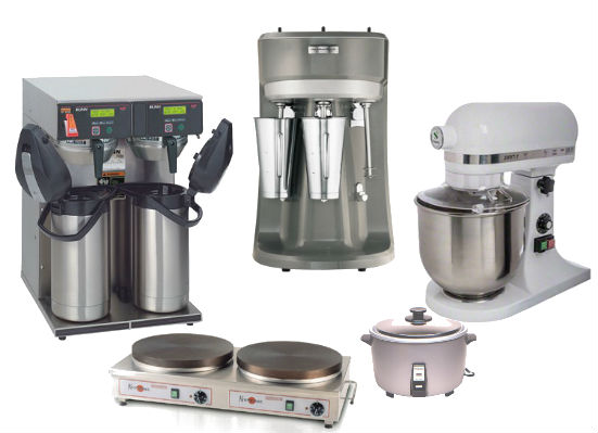 Used Countertop Equipment