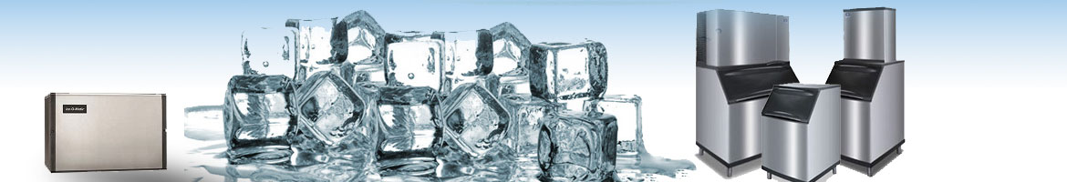 Ice O Matic Cube Ice Makers