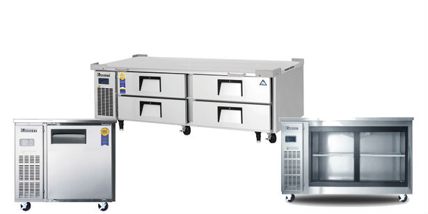 Everest Refrigeration undercounter refrigeration for sale
