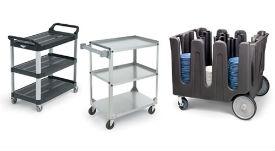 carts & kiosks