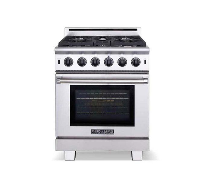American Range Arr 530 30 Residential Cuisine Oven Ng