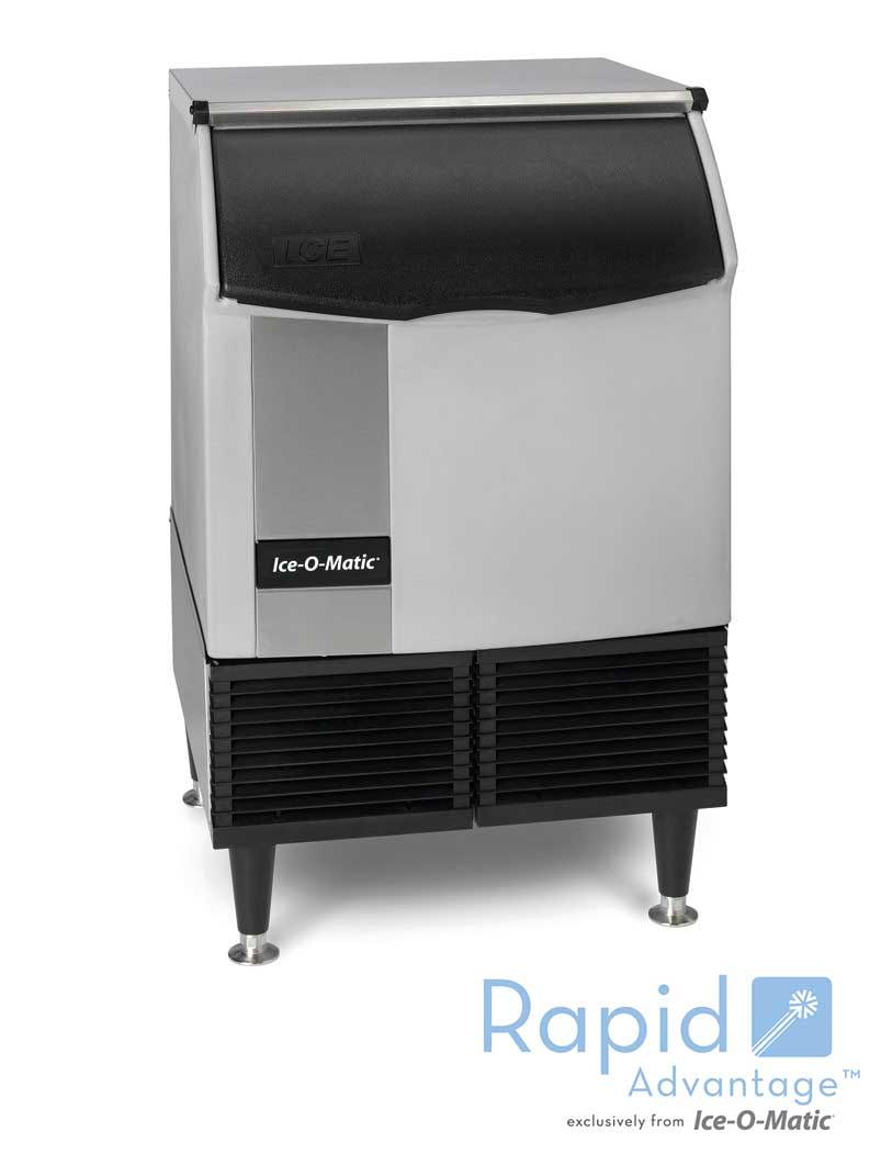 Ice O Matic ICEU226FA   Undercounter Full Cube Ice Machine, Air Cooled
