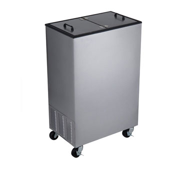 SKFS2/C1 Silver King - Coolie Ice Cream Dipping Cabinet, free-standing