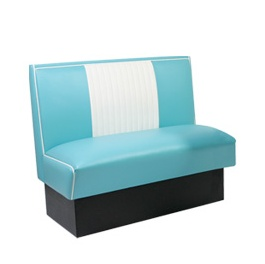 Vitro Seating MB-4300-3QUARTER - Malibu Series