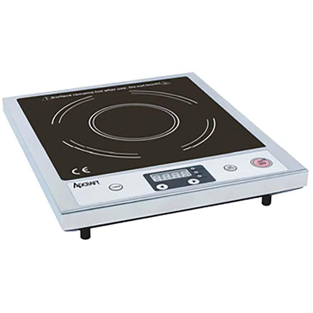 Adcraft Ind A120v Slim Design Induction Cooker 120v 60hz 1800w