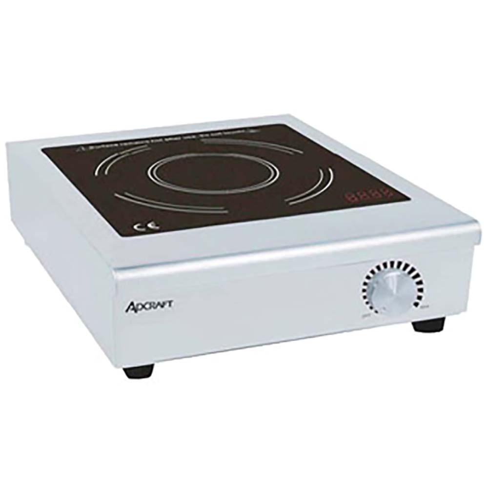 Adcraft Ind C120v Manual Control Induction Cooker 120v