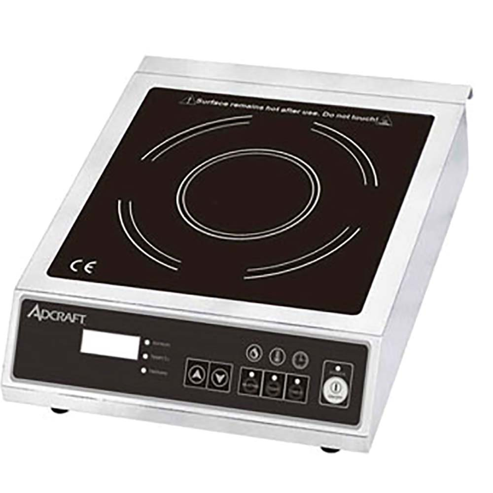 Adcraft IND E120V   Countertop Induction Cooker