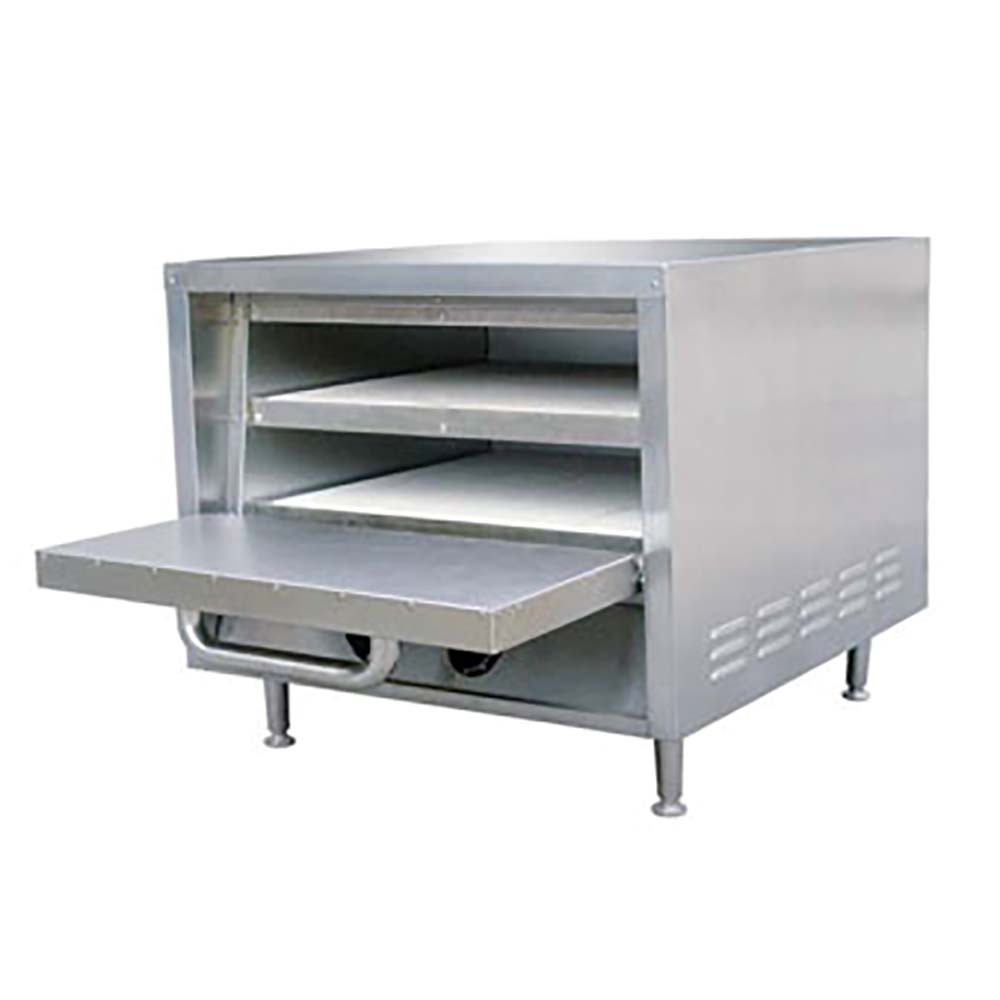 Adcraft Po 18 Stackable Pizza Oven 23 Inch W