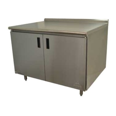 Advance Tabco HF SS 305M   Work Table, 60 X 30 Inch,