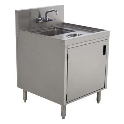 Advance Tabco Prwc 24 18 Dr Prestige Wet Dry Waste Cabinet