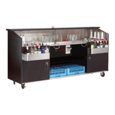 Advance Tabco R 8 B   Portable Bar, 96 Inch W X 24