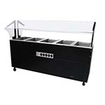 Advance-Tabco-BSW5-240-B-SB-Portable Hot Food Buffet Table, electric