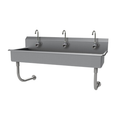 Commercial Sinks and Faucets