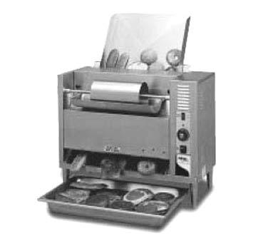 M 83 Bun Grill Conveyor Toaster electric 1600 pieces hour