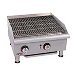 APW GCB-48I-CE-Countertop Charbroiler
