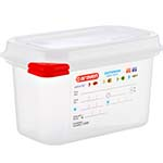 Araven 3021 - Transparent Food Storage Container