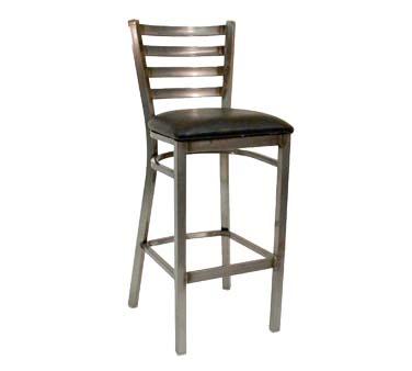ATS Furniture 77C BS SWS Bar Stool ladder back wood  : ATS77CBSBVS from www.jesrestaurantequipment.com size 1000 x 1000 jpeg 54kB