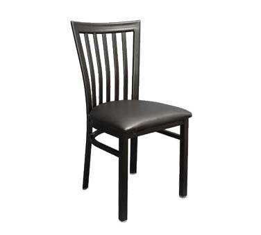 87 vs ats furniture side chair slat back veneer seat for Chair vs chairman