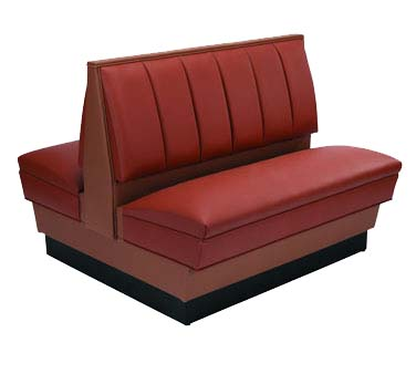 Ats Furniture Ad48 66w Gr6 Alex Double Booth 46 Inch L