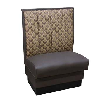 Ats Furniture As 426 D Gr5 Deuce Booth Single 30 Inch