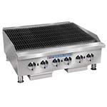 Bakers Pride BPHCRB-2436I - 36in. Glo-Stone Charbroiler