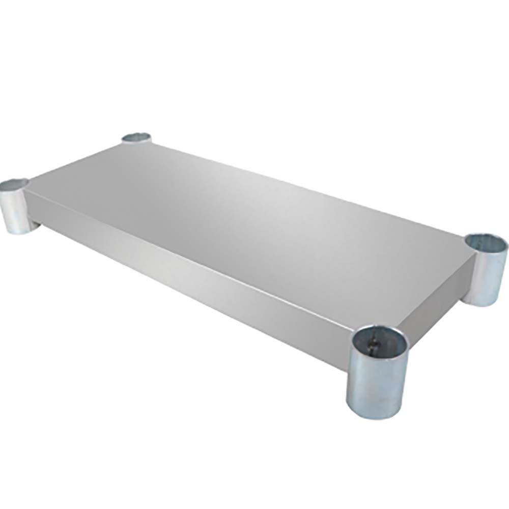 Cool Bk Resources Svts 1848 Undershelf 48 X 18D 18 430 Stainless Steel Machost Co Dining Chair Design Ideas Machostcouk