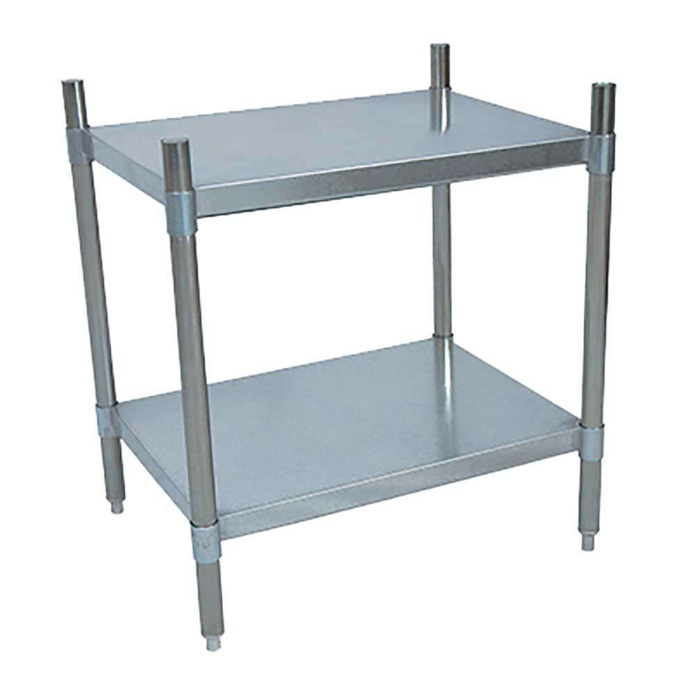 BK Resources VSU3-3124 Dry Storage Shelving Unit Adjustable ...