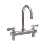 BK Resources EVO-8DM-8G - Deck Mount Faucet