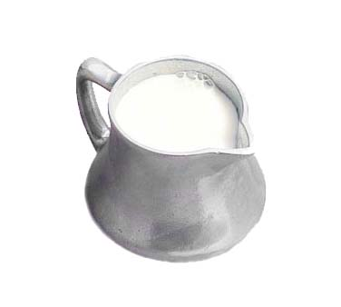 Bon Chef 4042 Traditional Creamer Large 5 Oz 3 Inch H