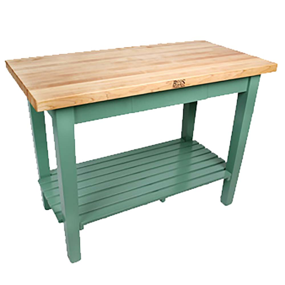 John Boos C3624 Classic Country Work Table 36 X 24 35 Inch