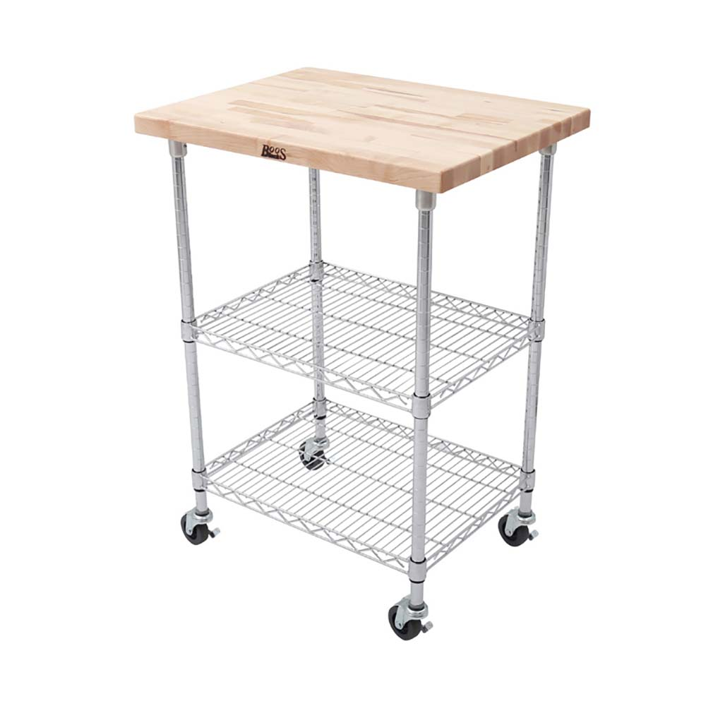 Metro Wire | Met Mwc 2 John Boos Mobile Wire Cart 27 W X 33 L X 36 H 1 1 2