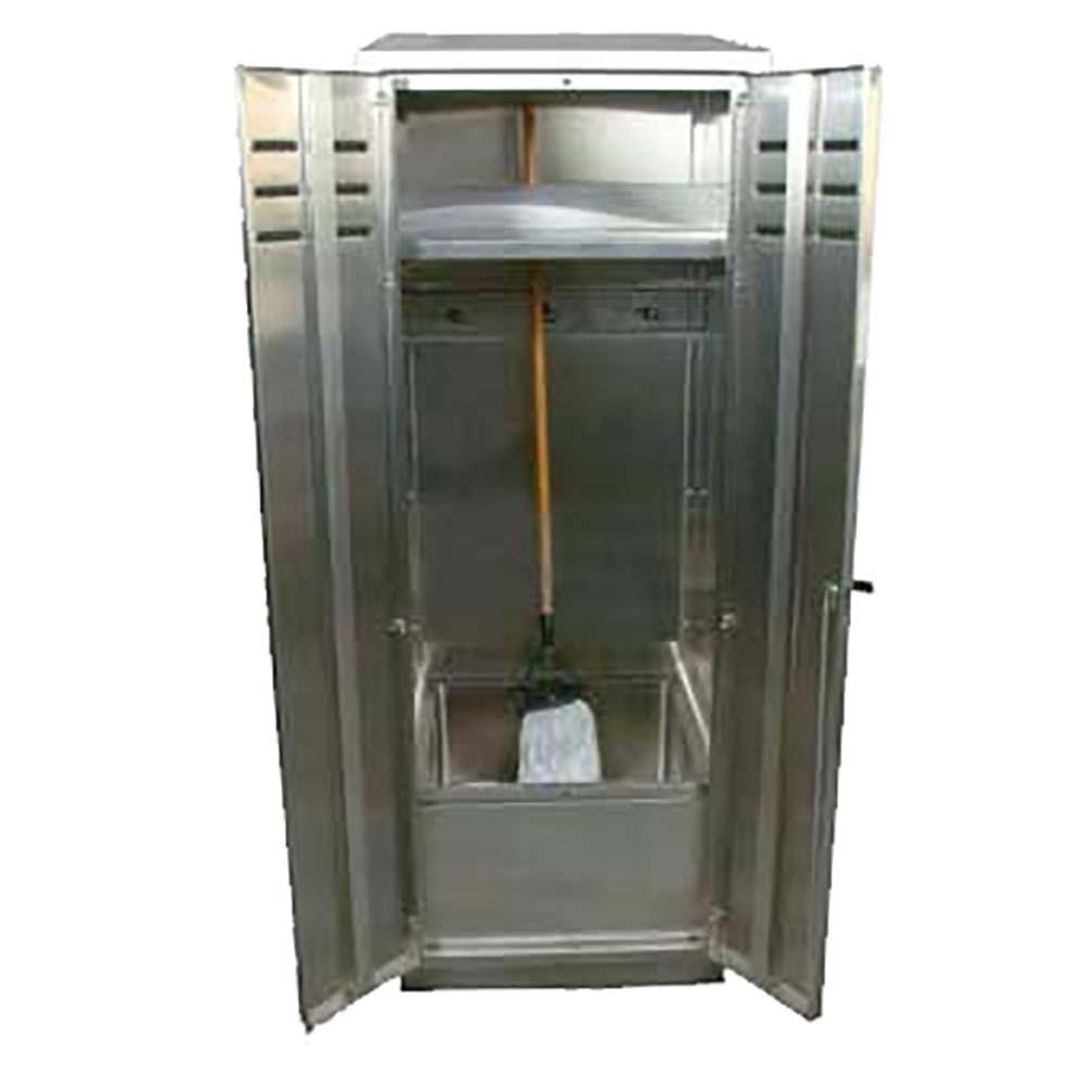 John Boos PBJC 303084   Janitor Cabinet, 30 X 30 1/2