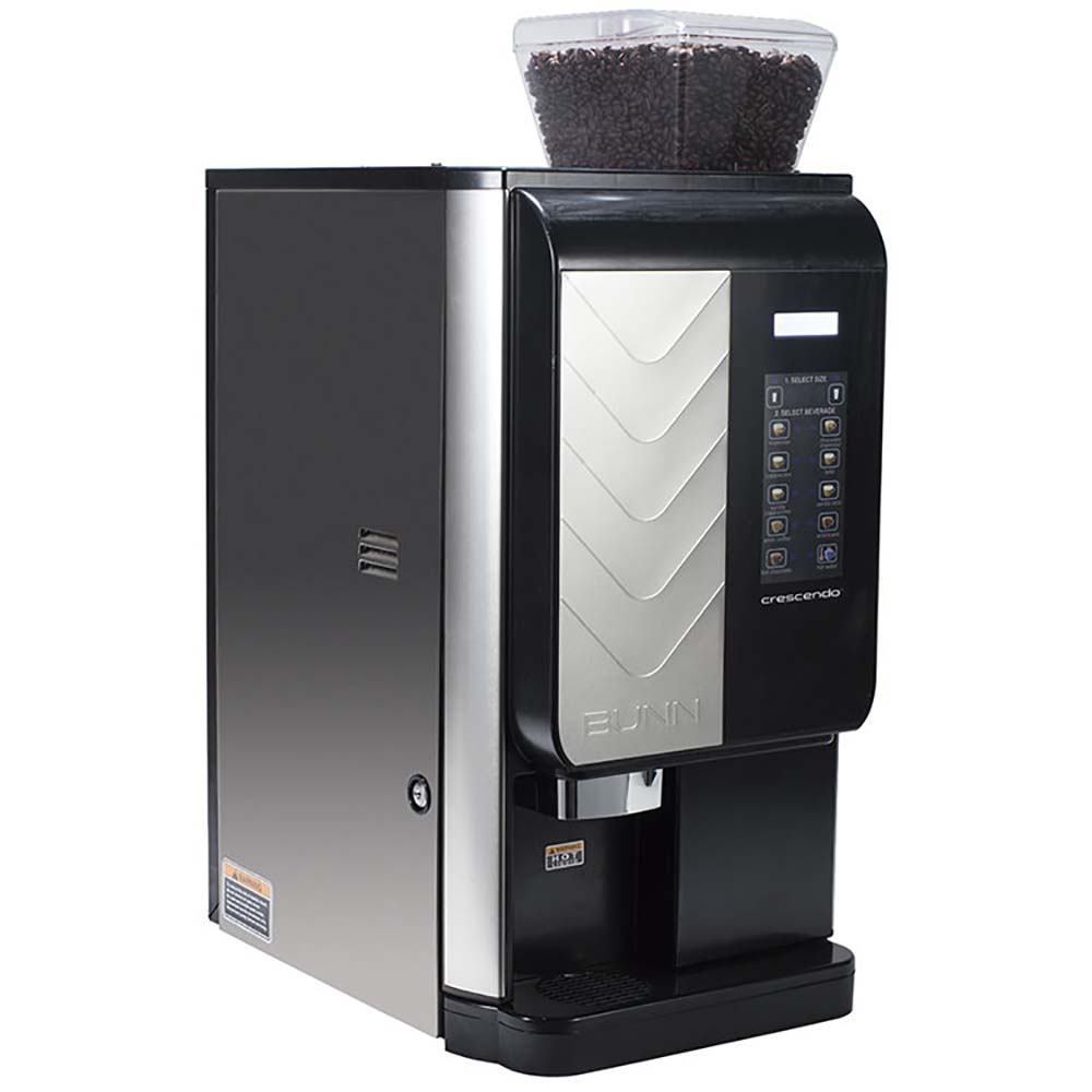 443000201 Bunn Crescendo Bean To Cup Coffee Brewer