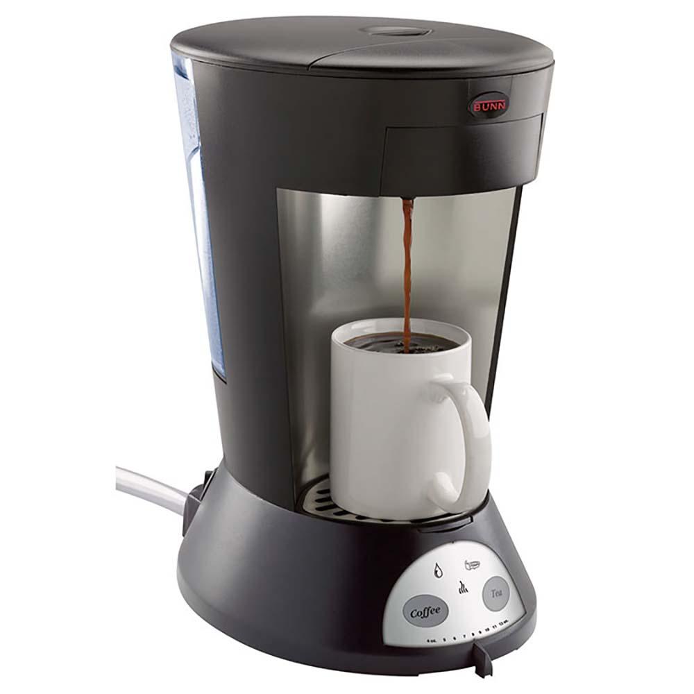 354000009 Bunn Pourover Commercial Grade Pod Coffee Brewer