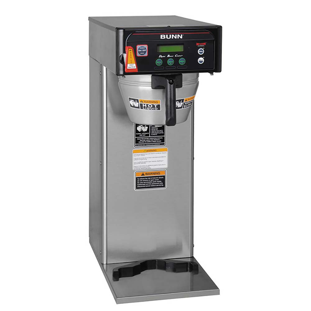 Bunn Coffee Maker Owners Manual Cw Series Wire Diagram 36600 0000 Infusion Brewer 3 Gallon Capacity Rh Jesrestaurantequipment Com
