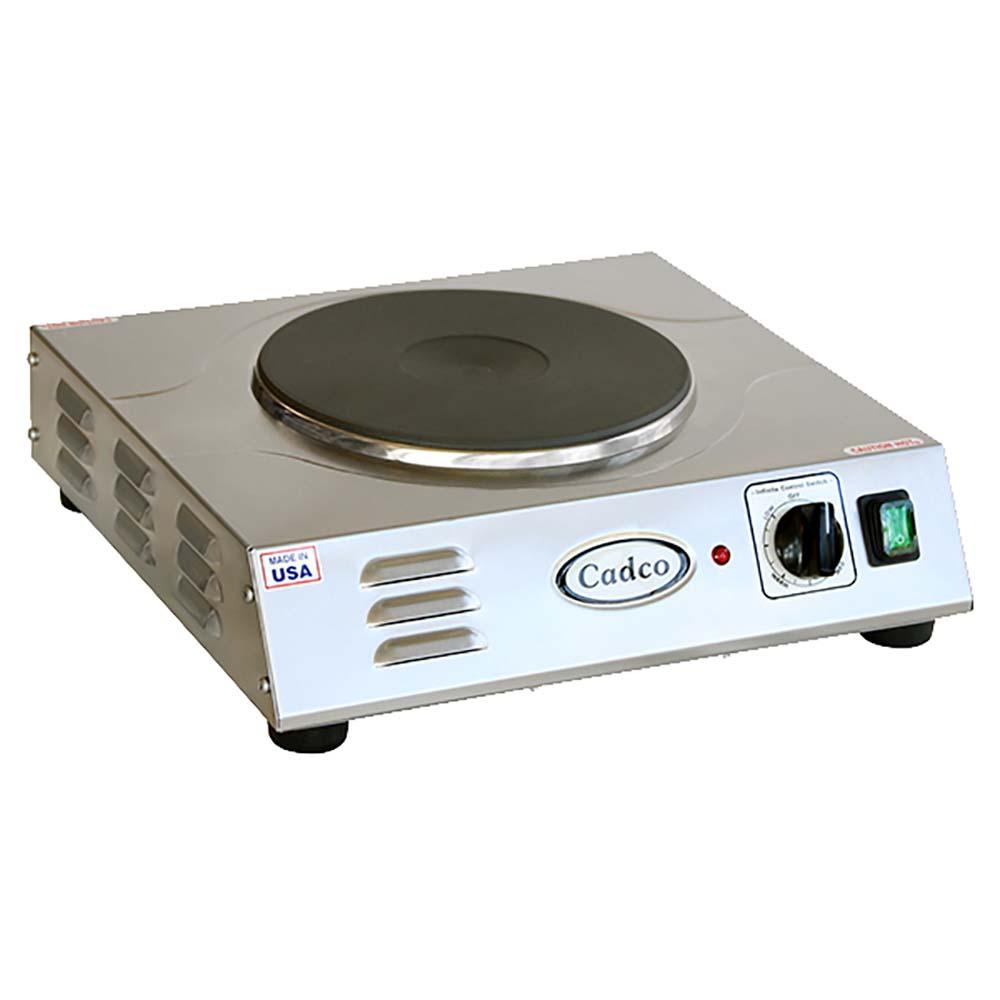 Electric range countertop Oven Agengamatluxorinfo Lkr220 Cadco Large Cast Iron Range Countertop Electric