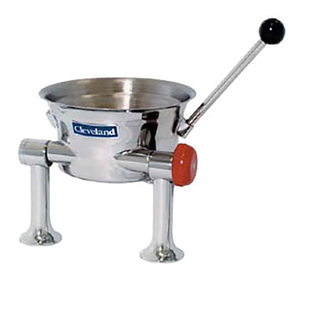 Kdt 1 T Cleveland Range Oyster Kettle Direct Steam