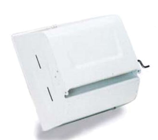 continental commercial 675 paper towel dispenser wall mounted 10 7 - Paper Towel Dispenser