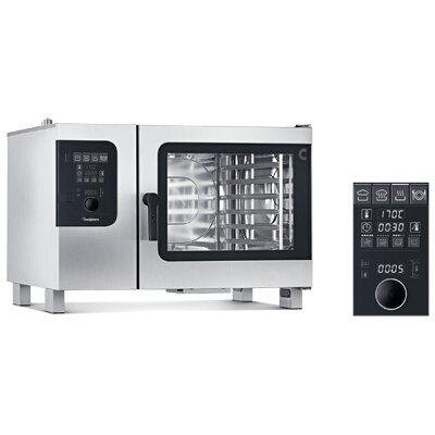 C4 Ed 6 20eb Convotherm Electric Combi Oven With