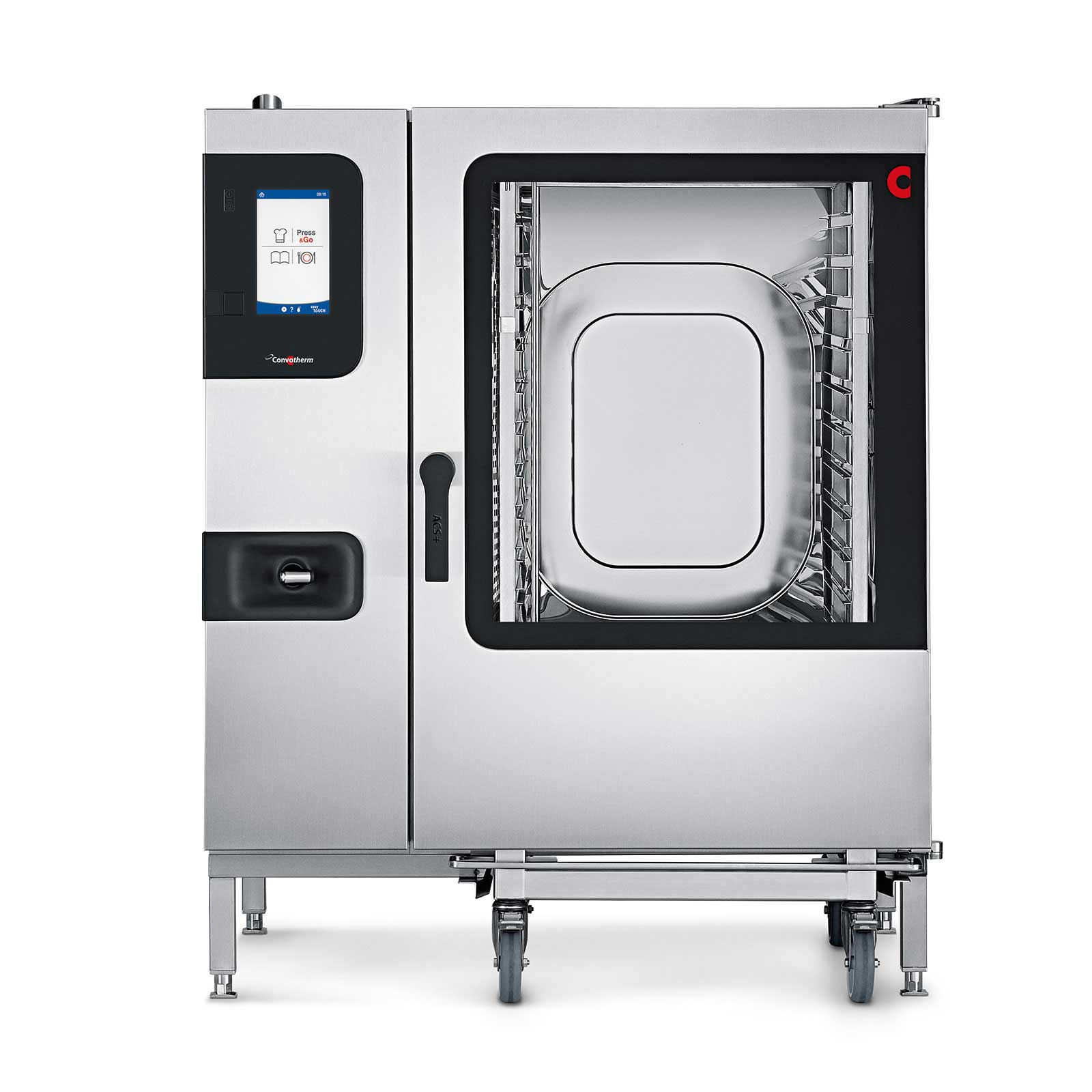 c4 et convotherm roll in electric combi oven with easytouch controls. Black Bedroom Furniture Sets. Home Design Ideas