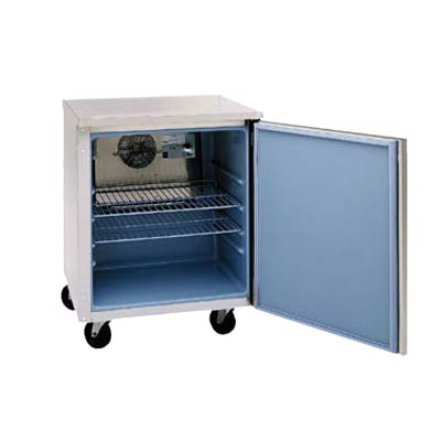 Delfield 407 Ca Undercounter Freezer 1 Section 27 Quot W