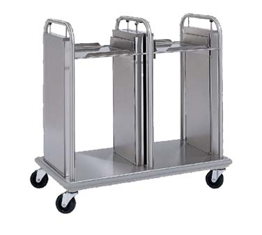Delfield TT2-1014 - Dual Tray Dispensers, open frame, for 11\