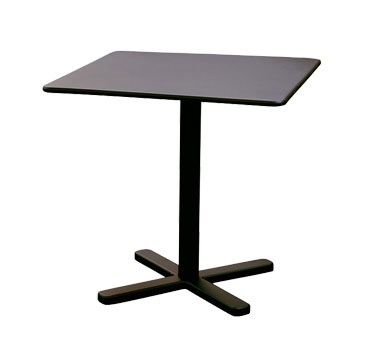 525 EMU Darwin Tilt Top Table square 28 x 28 x 29H outdoor