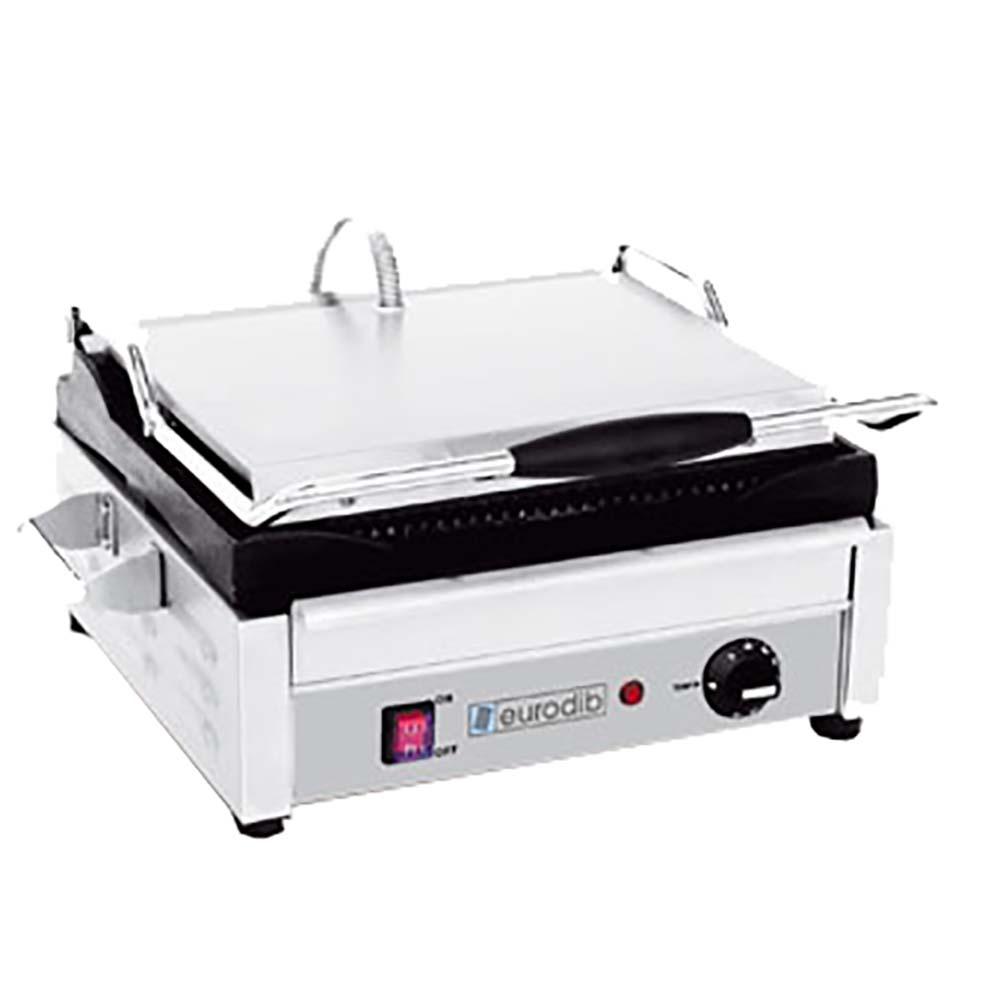 sfe02340 120 eurodib panini machine single all sides. Black Bedroom Furniture Sets. Home Design Ideas