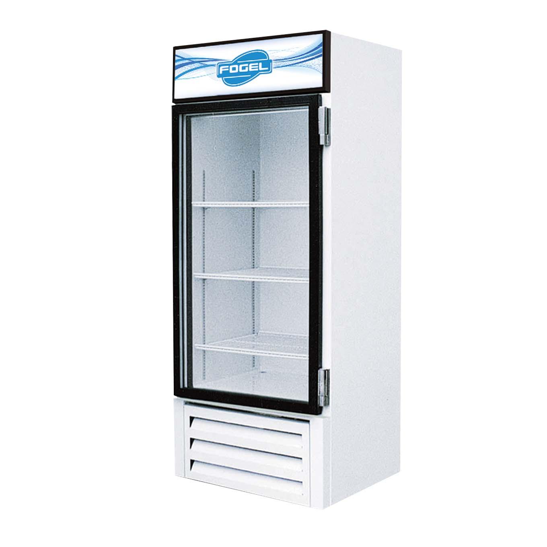 fogel refrigeration vr 17 re us refrigerated merchandiser 17 cubic feet. Black Bedroom Furniture Sets. Home Design Ideas