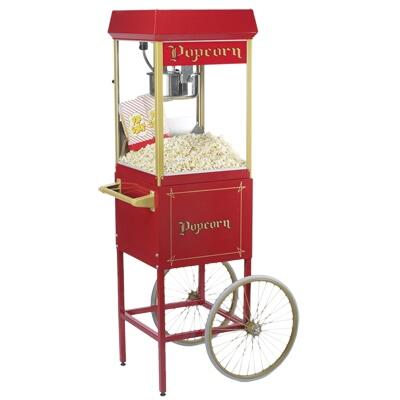 2408 Gold Medal - FunPop Popcorn Popper, 8 oz. Red